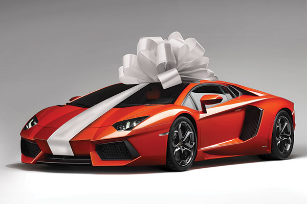 Exotic Car Racing Las Vegas >> Give the Gift of Speed this Holiday Season | SPEEDVEGAS