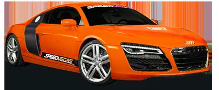 piloter une Audi las vegas