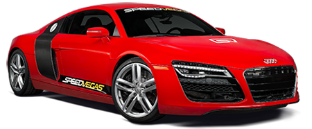 Audi fahren Las Vegas