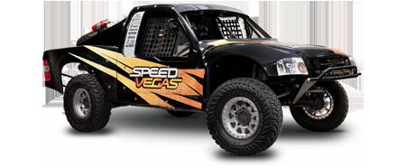 Baja Desert Truck