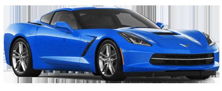 drive Corvette las vegas