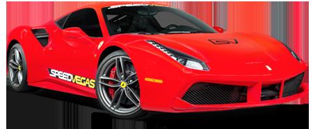 guida una Ferrari a las vegas