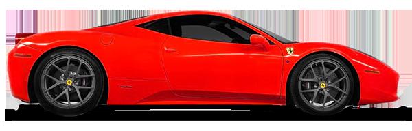 Ferrari fahren Las Vegas