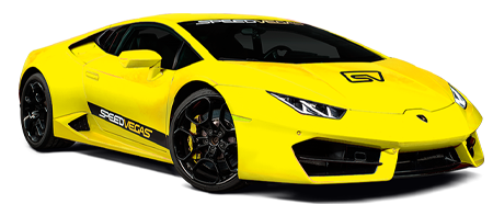 驾驶Lamborghini 拉斯维加斯