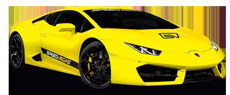 guida una Lamborghini a las vegas