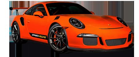 驾驶Porsche 拉斯维加斯