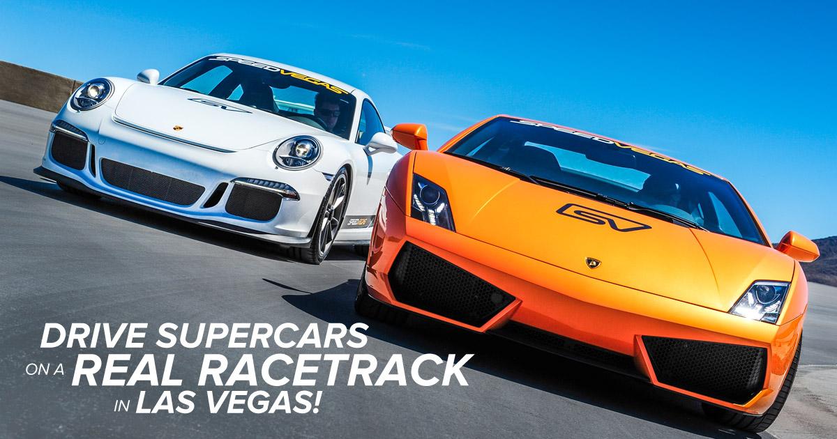 Racing Cars Exotic Racing Cars Las Vegas