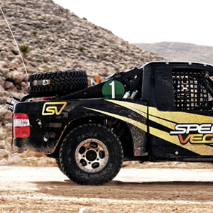 truck racing vegas