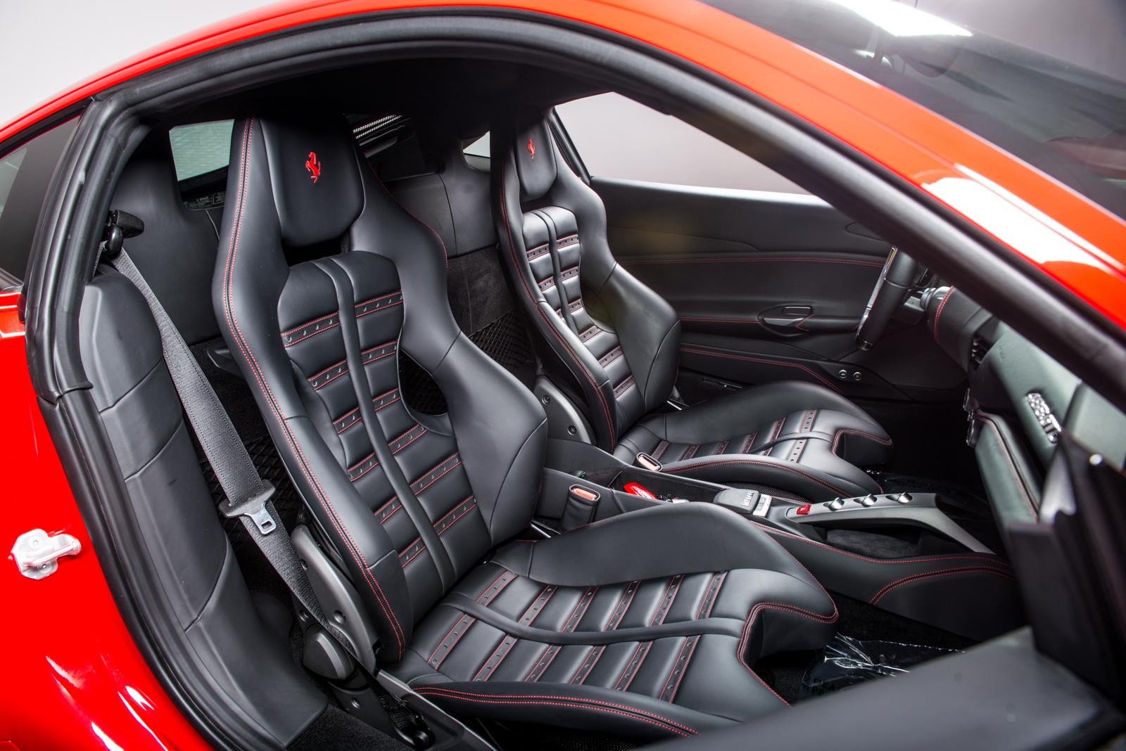 Ferrari 488 GTB Driving Experience in Las Vegas