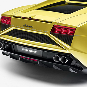 lamborghini lp550 rear profile