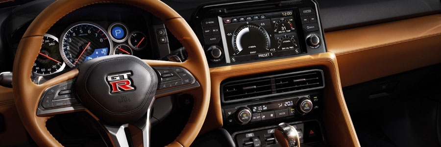 nissan gtr steering wheel