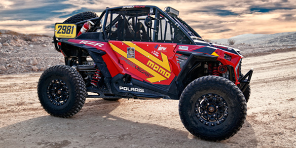 polaris racing vegas