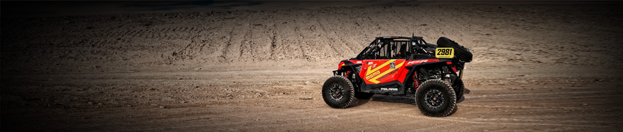 polaris desert racing vegas