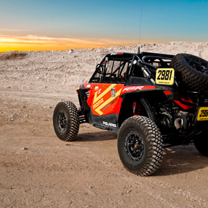 polaris rear view racing vegas