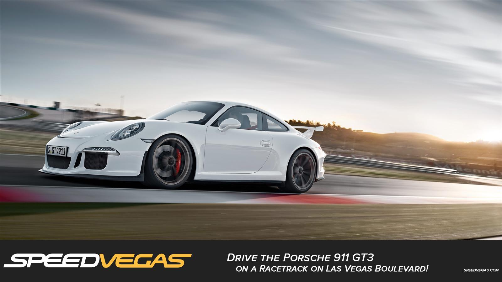 Drive A Porsche 911 Gt3 In Las Vegas Porsche Driving