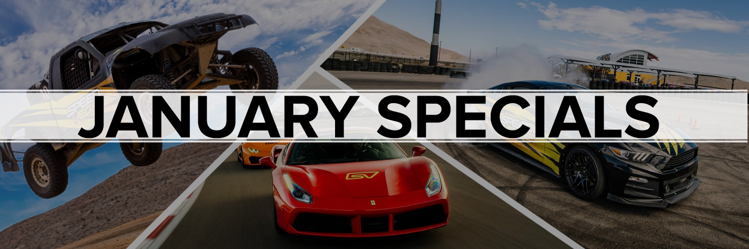 Gift Card exotic car special