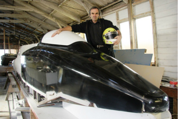 Hoveton Man Sets Eyes on World Water Speed Record
