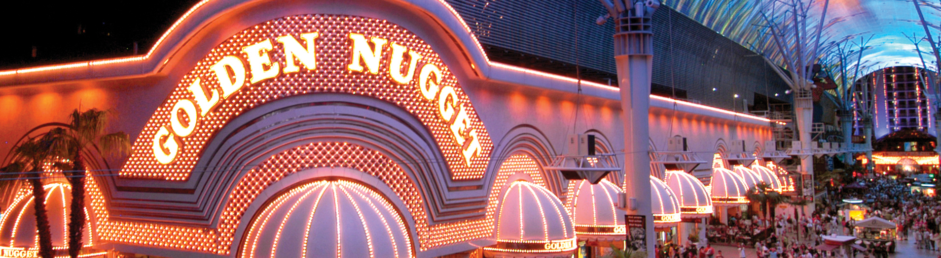 The crown jewel of downtown has just added another great reason to visit Fremont Street, tourists and locals alike can now enjoy eight uniquely different cocktails at different restaurants and bars located throughout the Golden Nugget. The best part of all is that this booze-filled bounce is set at a very wallet-friendly price of just $40. Considering that the average price of a cocktail in a casino typically cost between $10-15 each, this is a great way to take in all of the sights and sounds of downtown without getting the life sucked out of your wallet leaving you with plenty of cash for one of those Fremont Street 3-foot margaritas.