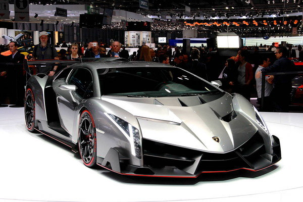 Meet the $4.5 million Lamborghini Veneno