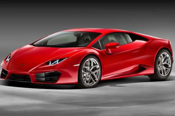 Lamborghini Debuts Their Newest Exotic Car, The Huracan LP580-2