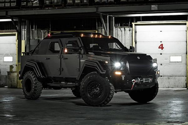 A.J Burnett to sell His 2016 Terradyne Gurkha RPV