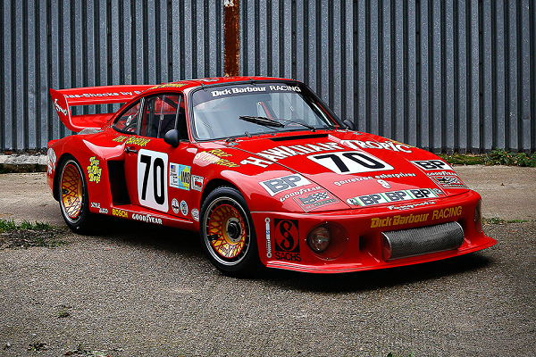 Adam Corolla buys Paul Newman's 1979 Porsche 935 for $4.8 million