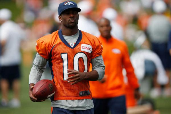 Emmanuel Sanders Wants Brock Osweiler to Buy Him a Lamborghini