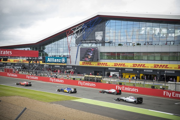 Silverstone Might Cut Ties with Formula 1 at End of 2019 Season