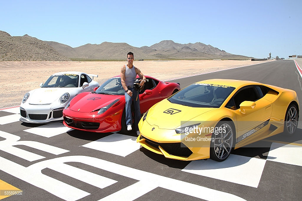Antonio Sabato Jr. Returns to SPEEDVEGAS