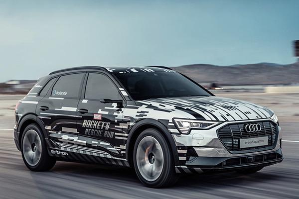 2019 CES: Audi's Holoride debuts at SPEEDVEGAS