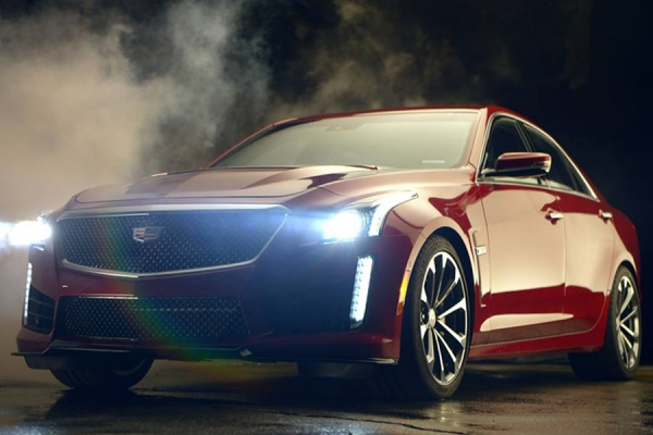 Cadillac Offers course to teach ATS-V and CTS-V buyers how to drive