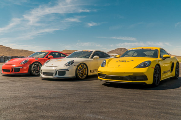 Comparing the Porsche 911 GT3 RS, Porsche GT3, and Porsche Cayman 718 GTS