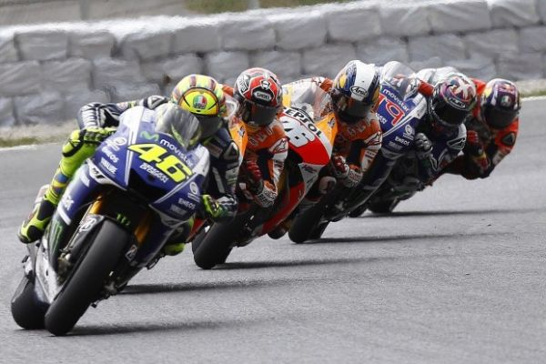 Tire Problems Plague MotoGP