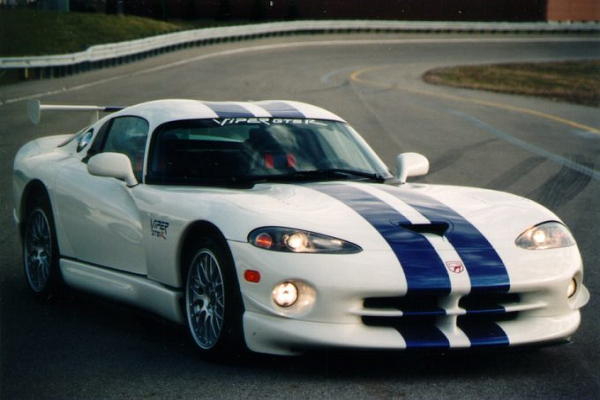 Dodge Viper 25th Anniversary Editions Sold Out