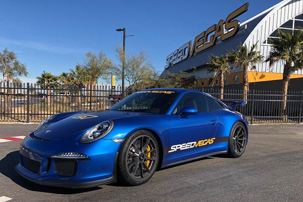 New year, new cars, starting with the Porsche 911 GT3