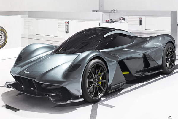 Aston Martin Teams Up with Red Bull Racing to Create an Amazing Supercar