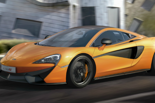 Want to Drive a Race Car? McLaren's New 570S Thinks It Is One