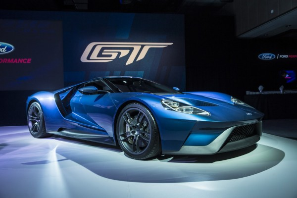 6,506 Completed Applications Received for 2017 Ford GT