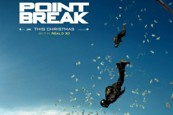 New 'Point Break' Film Features Most Extreme Wingsuit Sequence Ever