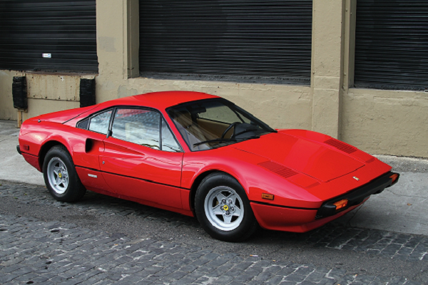 Ferrari Stolen 28 Years Ago Discovered