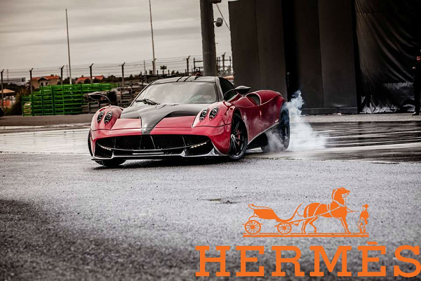 Pagani Huayra Hermes Edition in the Works