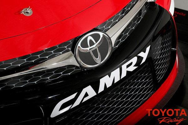 Toyota Unveils 2018 NASCAR Camry