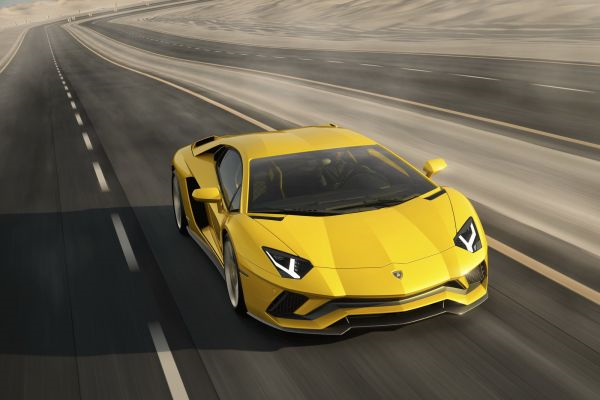 730-HP Lamborghini Aventador S Revealed