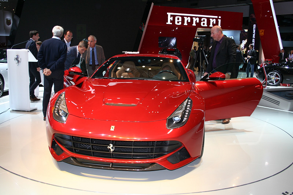 Ferrari Creates Special Editions for 70th Anniversary