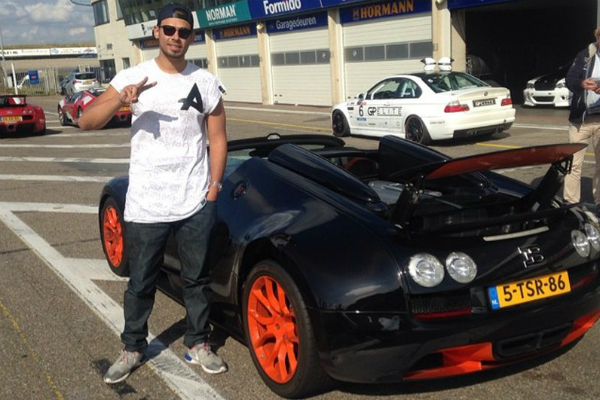 Afrojack's Record Breaking Supercar