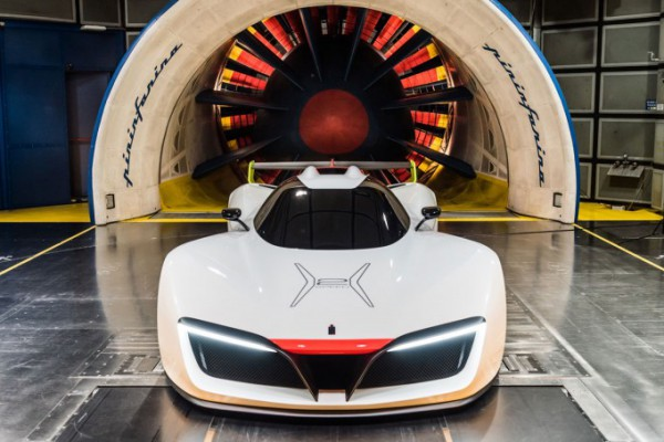 Pininfarina Sends Hydrogen-Powered H2 Speed Concept into production
