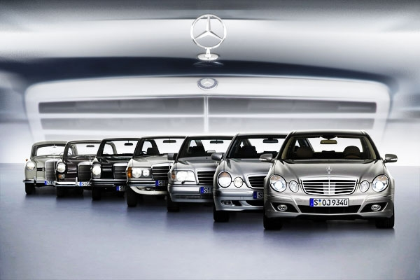 Mercedes-Benz Sells Over One Million Cars in the First Six Months of 2016