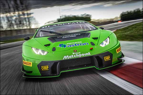 40 Lamborghini Huracan GT3 Get Ready to Race