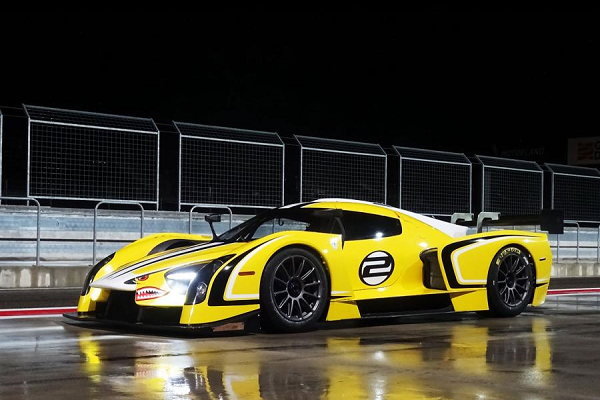 Glickenhaus SCG 003 is a $1.3 Million Kit Car