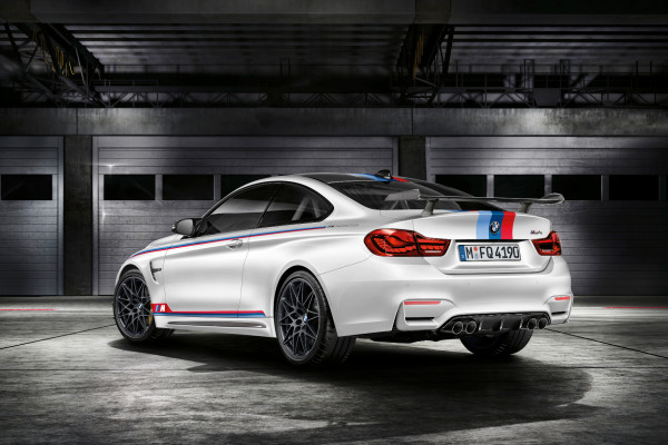 BMW M4 DTM Champion Edition Has Arrived